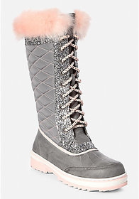 Sparkle Snow Boot