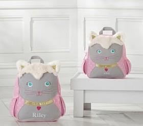 Classic Critter Kitty Backpack