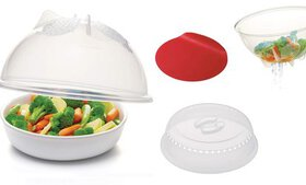 Prep Solutions by Progressive Microwave Food Cover