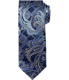 Reserve Collection Paisley Check Tie CLEARANCE