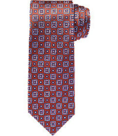 Traveler Collection Small Medallion Tie CLEARANCE