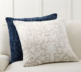 Kiptyn Embroidered Pillow Covers