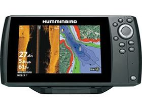 Humminbird® Helix™ 7 CHIRP SI Sonar/GPS G2N with N