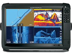 Lowrance® HDS-12 Carbon Insight Sonar/GPS Combo