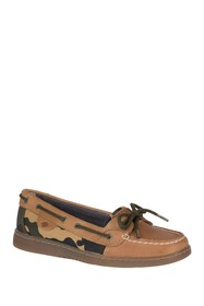 Sperry Angelfish Camo Boat Shoe