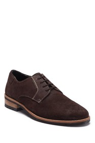 Ben Sherman Distressed Suede Oxford