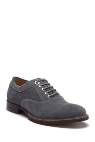 Vintage Foundry The Travertine Suede Oxford