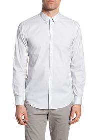 Theory Irving Sillar Slim Fit Sport Shirt