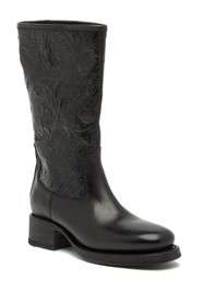 DSquared2 Tooled Leather Boot
