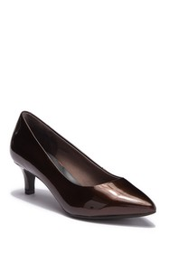 Rockport Kalila Luxe Leather Kitten Heel Pump - Wi