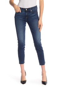 7 For All Mankind Roxanne Ankle Slim Jeans
