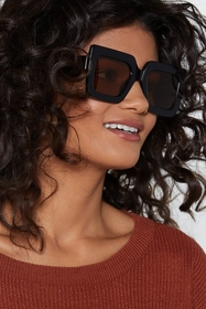 For All You Square Oversized Shades