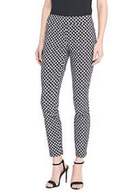 Petite Signature Pull-on Ankle Pant in Exact Stret