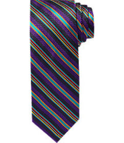 Reserve Collection Multicolor Stripe Tie CLEARANCE