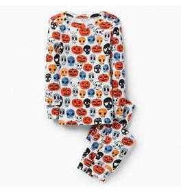 Halloween Masks 2-Piece Pajamas