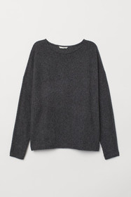 Sweater with Dolman Sleeves