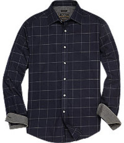 Reserve Collection Tailored Fit Spread Collar Wind