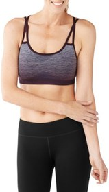 SmartwoolPhD Seamless Strappy Sports Bra