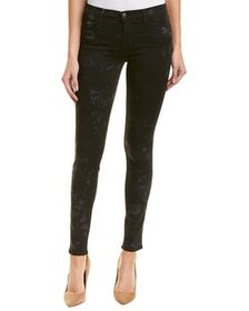 J Brand J Brand Black Shattered Glass Super Skinny