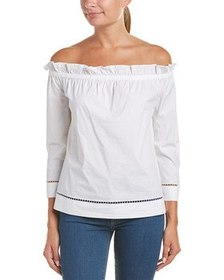 Trina Turk Trina Turk Hanalei Off-the-Shoulder Top