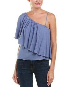 Ella Moss Ella Moss One-Shoulder Top~1411376895