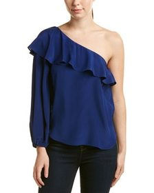 Amanda Uprichard Amanda Uprichard Silk Top~1050580