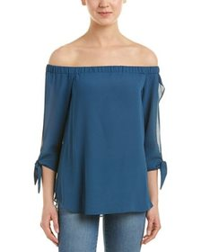 Nell Nell Off-The-Shoulder Top~1411357313