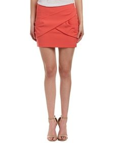 Maje Maje Draped Mini Skirt~1411435288