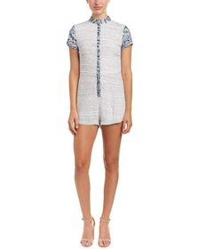 Stevie May Stevie May Triception Romper~1411074245