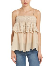 Love Sam Love Sam Ruffled Top~1411062584