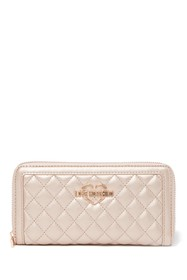 LOVE Moschino Larger Quilted Wallet