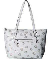 COACH Taylor Tote in Floral Printed Leather