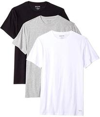 Kenneth Cole Reaction 3-Pack Classic Fit Crew Neck