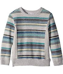 Splendid Littles Reverse Baby French Terry Stripe