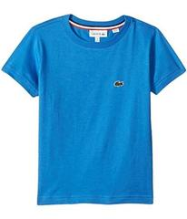 Lacoste Short Sleeve Solid Crew T-Shirt (Toddler/L