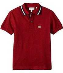 Lacoste Short Sleeve Collar Detail Polo (Infant/To