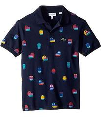 Lacoste Video Game Print Pique Polo (Infant/Toddle