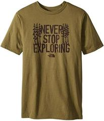 The North Face Short Sleeve Bottle Source Tee (Lit