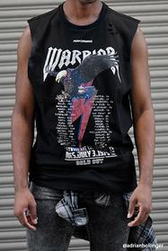 Warrior Tour Muscle Tee