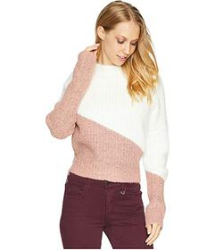 Bishop + Young Color Block Sweater