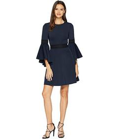 Badgley Mischka Fit and Flare Dress