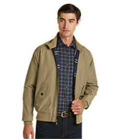 1905 Collection Tradtional Fit Bomber Jacket - Big