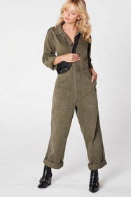 After Party Vintage On the Job Utility Jumpsuit