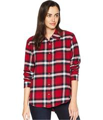 Wrangler Long Sleeve Plaid Flannel Shirt