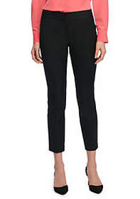 Signature Ankle Pant in Stretch Cotton