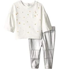 Splendid Littles Embroidered French Terry Set (Inf
