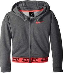 Nike Dry Full-Zip Training Hoodie (Little Kids/Big