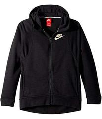 Nike Sportswear Modern Full-Zip Hoodie (Little Kid