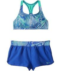 Nike Amp Axis Racerback Sport Top Short Set (Big K