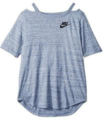 Nike NSW Short Sleeve Top (Little Kids/Big Kids)